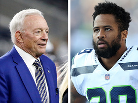 Rapoport: Earl Thomas trade 'possible' tonight, would involve Cowboys' No. 50 pick