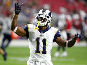 Cowboys acquire Tavon Austin from Rams for sixth-round draft pick