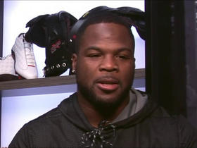 Carlos Hyde: Decision to sign with Browns and return to Ohio was 'no brainer'