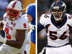 How much does Bradley Chubb's arrival affect Shane Ray's future in Denver?