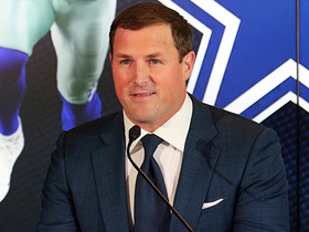 Jason Witten gives emotional farewell to Cowboys in retirement press conference