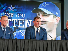 Jason Witten's full retirement press conference