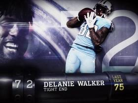 'Top 100 Players of 2018': Delanie Walker | No. 72