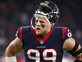 Bill O'Brien: 'Not at all concerned' about J.J. Watt regaining elite form