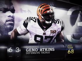 'Top 100 Players of 2018': Geno Atkins | No. 63