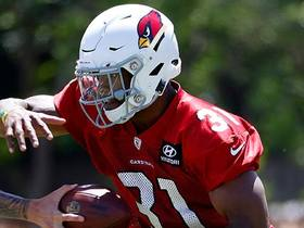 Rapoport: David Johnson is 'stronger than he has ever been' heading into 2018