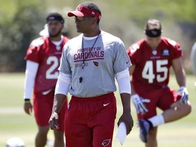 David Johnson: Steve Wilks is already instilling his 'foundation' into Cardinals organization