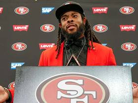 Pelissero: Richard Sherman is confident he'll be ready for training camp