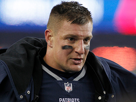 Garafolo: Patriots and Gronk are working toward a new contract in 'near future'