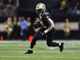 Can Alvin Kamara be a workhorse running back?