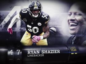 'Top 100 Players of 2018': Ryan Shazier | No. 47