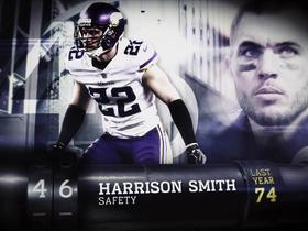 'Top 100 Players of 2018': Harrison Smith | No. 46