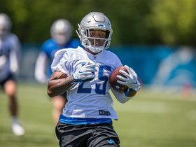 Dan Orlovsky: Theo Riddick is one of the best RBs in the league because of his pass protection