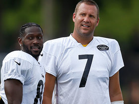 How big of a deal is it that Big Ben, AB are sitting out OTAs?