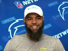 Keenan Allen: We hope we can keep 2017 momentum rolling through 2018