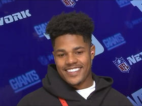 Sterling Shepard highlights the moment when he knew OBJ was 'back'