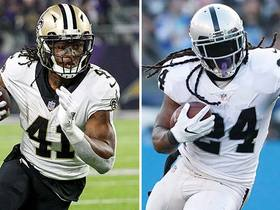 Kyle Brandt: Alvin Kamara will be the next 'Beast Mode'