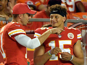 What does Patrick Mahomes have to accomplish to make Chiefs forget about Alex Smith?