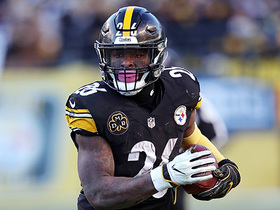 Schrager: The pressure is on Le'Veon Bell to get the money for the RB position