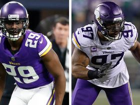 Best defensive duo in NFL? Why Rhodes and Griffen fit the bill