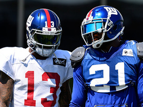 Kim Jones: Expect Giants to be 'cautious' with Collins, OBJ coming off injuries in 2017