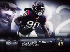 'Top 100 Players of 2018': Jadeveon Clowney | No. 32