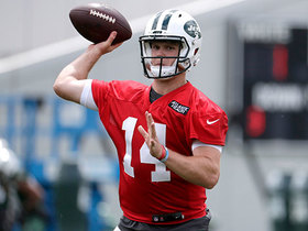 Kim Jones: Jets' best-case scenario is to have Darnold as No. 3 QB