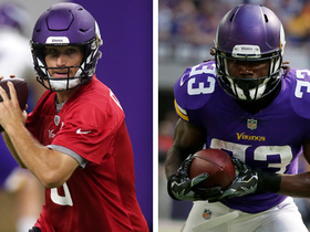 Who will have a bigger impact on Vikes' success in '18: Cousins or Cook?