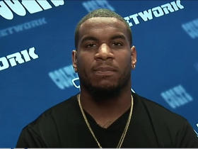 Eric Ebron: I tell Andrew Luck 'I'm like 7-11, I'm always open'