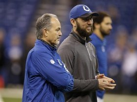 Chuck Pagano: 'We all felt Luck would play in 2017, it just didn't happen'