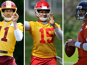 Which QB would you rather have: Alex Smith, Patrick Mahomes or Mitchell Trubisky?