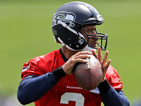 Palmer: Wilson, Baldwin looking 'better than they ever have' at Seahawks' OTAs