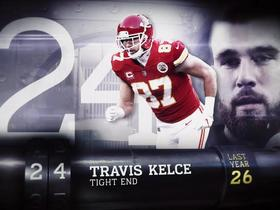 'Top 100 Players of 2018': Travis Kelce | No. 24