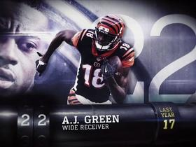'Top 100 Players of 2018': A.J. Green | No. 22