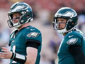 Nate Burleson: Eagles' 'embarrassment of riches' can be a blessing, curse