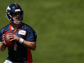Does Case Keenum have a good enough supporting cast to be successful in Denver?