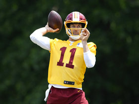 Ryan Kerrigan: It's good to have Alex Smith 'on our side' now