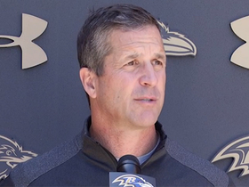 Two-QB system? Harbaugh explores how Ravens could use Flacco, Jackson simultaneously
