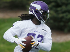 Rudolph: Vikings are excited to have Cook back on the field