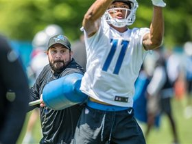 Jones on Patricia's practices: 'In the NFL, you have to be able to run all day'