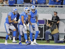 Do Lions have best WR corps? 'Look at our film,' says Marvin Jones
