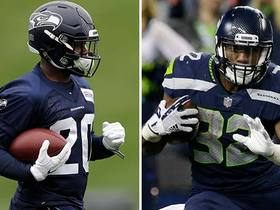 Rashaad Penny or Chris Carson: Who has the edge in Seahawks' RB competition?