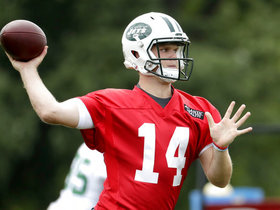 Terrence Brooks: Jets QB trio brings 'uniqueness' to offense