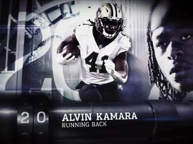 'Top 100 Players of 2018': Alvin Kamara | No. 20