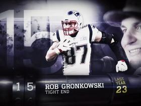 'Top 100 Players of 2018': Rob Gronkowski | No. 15