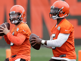 Baker or Tyrod: Which QB will end the season with more snaps?