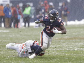 Kyle Brandt: Jordan Howard is going to have a big year in 2018
