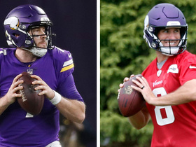 Reggie Bush: Keenum outplayed Cousins, should still be Vikings' QB