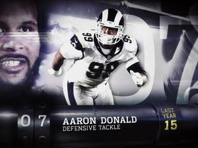 'Top 100 Players of 2018': Aaron Donald | No. 7