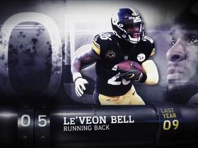 'Top 100 Players of 2018': Le'Veon Bell | No. 5